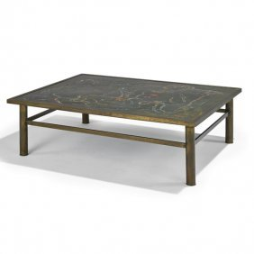 PHILIP LaVERNE Early Coffee Table