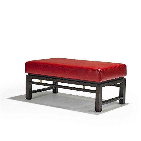 EDWARD WORMLEY DUNBAR Bench Lot 1084