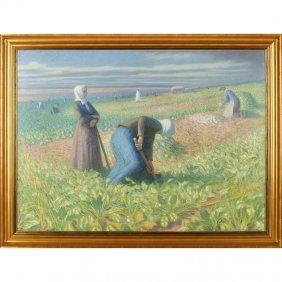 Ludwig Graf Painting