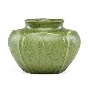 Grueby Cabinet Vase