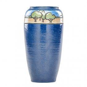 Sara Galner; Saturday Evening Girls Tall Vase