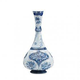 Moorcroft; Macintyre Florian Ware Vase