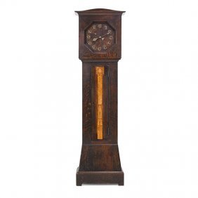 Shop Of The Crafters Tall Case Clock