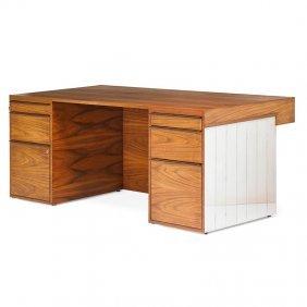 Paul Evans; Directional Cityscape Desk