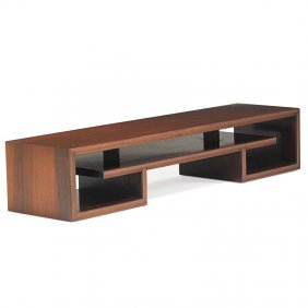 Paul Frankl; Johnson Furniture Co. Coffee Table