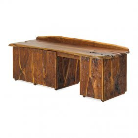 Phil Powell Exceptional Desk/cabinet