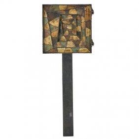 Paul Evans Important Sculptural Cabinet