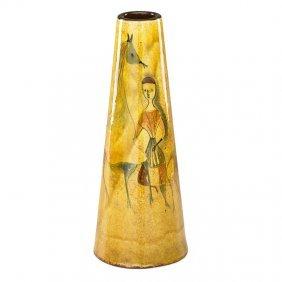 Polia Pillin Tapering Vase