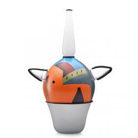 Lino Tagliapietra; Dan Dailey Glass Vase