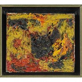 Albert Kotin (russian/american, 1907-1980)