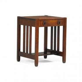 Stickley Brothers Diminuitive Writing Desk