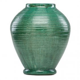 Merrimac Massive Ribbed Vase
