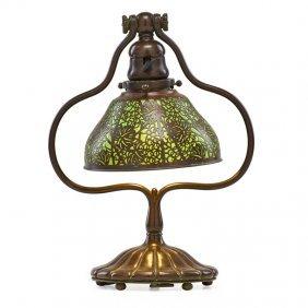 Tiffany Studios Grapevine Desk Lamp
