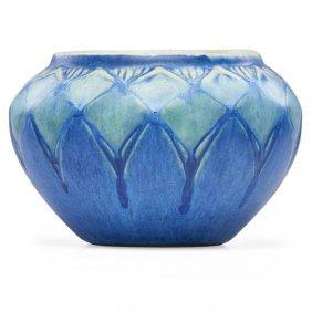 Sadie Irvine; Newcomb College Vase