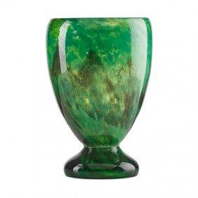 Daum Glass Vase