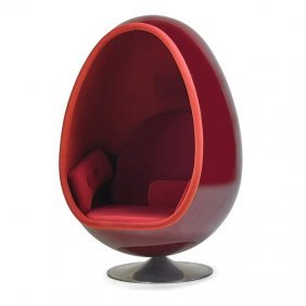 Henrik Thor-larsen Ovalia Chair