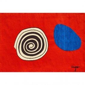 After Alexander Calder Tapestry