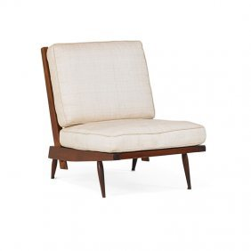 George Nakashima Lounge Chair