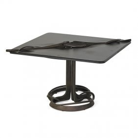 Albert Paley Dining Table