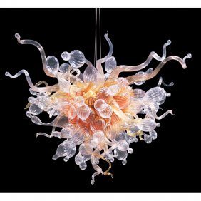 Dale Chihuly Fine Chandelier