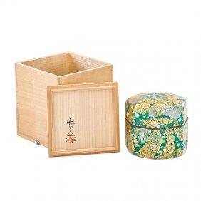 Kyohei Fujita Large Liuli Box