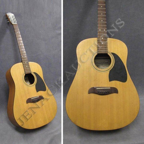 8 oscar schmidt model og 2n acoustic guitar lot 8. Black Bedroom Furniture Sets. Home Design Ideas