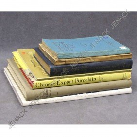 LOT (7) ASSORTED ART REFERENCE BOOKS