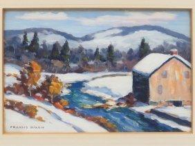 Francis Stillwell Dixon (american New York/california