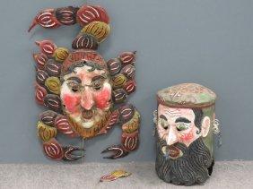 Lot (2) Mexican Barbones
