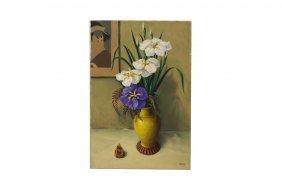 Robert Kearfolt (american/ny/ca 1890-1969), Oil On