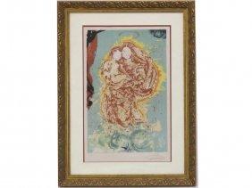 Salvador Dali (spanish 1904-1989), Lithograph,