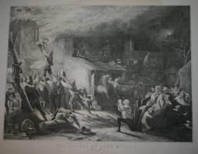 John Wesley's Rescue (in 2 States) And Death.