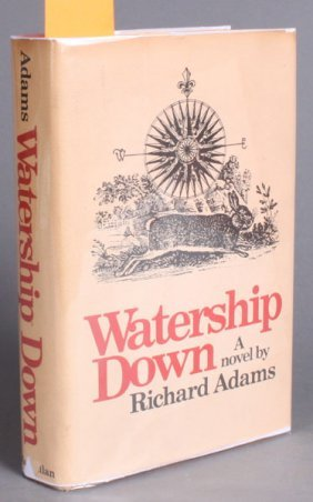WATERSHIP DOWN, (1972), Signed By Richard Adams