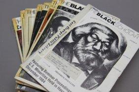 11 Books + 30 Magazines: Black History & Culture.