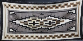 Navajo Two Grey Hills Rug.