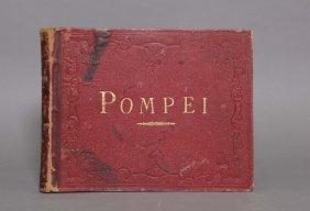 Pompei. Title + 43 Mounted Photographs.