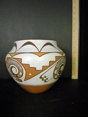 Native American Pot