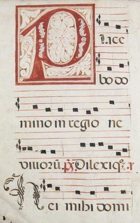 Proprium Officium Defuntoru. Ad Versperas. Ana. Mit Ca.
