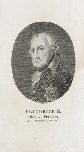 Dohm, Christian Wilhelm Von Denkwürdigkeiten Meiner