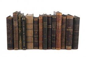 Sammlung Von 29 Erbauungsschriften (meist) Des 19.
