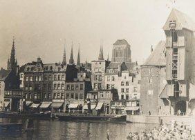 Photoalbum Der Ostpreußenfahrt Der Klasse 01a 1930. Mit
