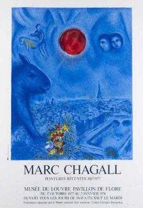 Chagall, Marc Marc Chagall - Peintures Rcentes