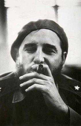 Henriques, Bob Fidel Castro. 1961/1986.