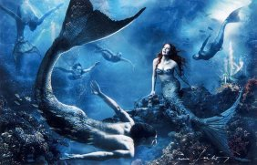 Leibovitz, Annie The Little Mermaid - Where Another