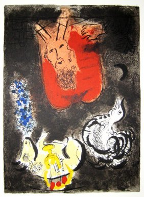 Marc Chagall - Frontispiece