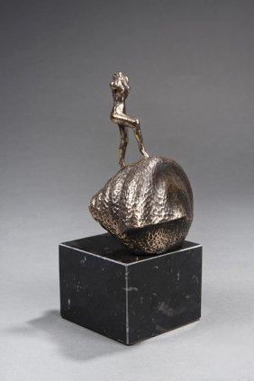 Salvador Dali - Homage To Marcel Duchamp