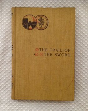 ~Rare~ THE TRAIL OF THE SWORD - Parker