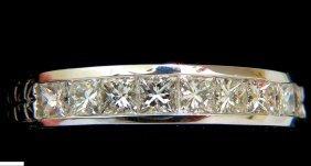 14kt .72ct Diamonds Edwardian Deco Revival Band