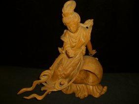 Boxwood Conch Fairy