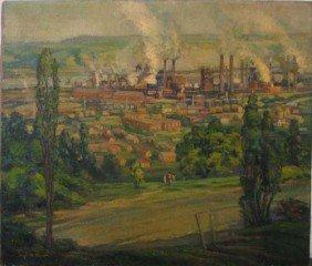 Hugh M. Poe 1941 Industrial Valley-Clairton PA